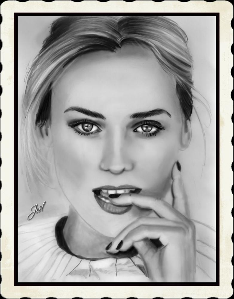 Diane Kruger par klk68
